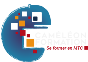 Caméléon Formation - Logo