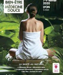 Caméléon au Salon des médecines douces à Lyon